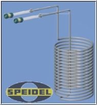 Stainless Steel Wort Cooler 50 Litre (item: 72900)